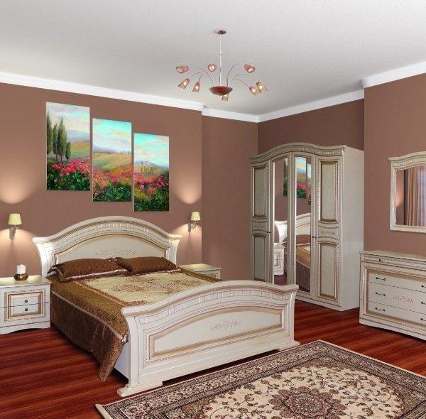 Спальня «Ніколь»
