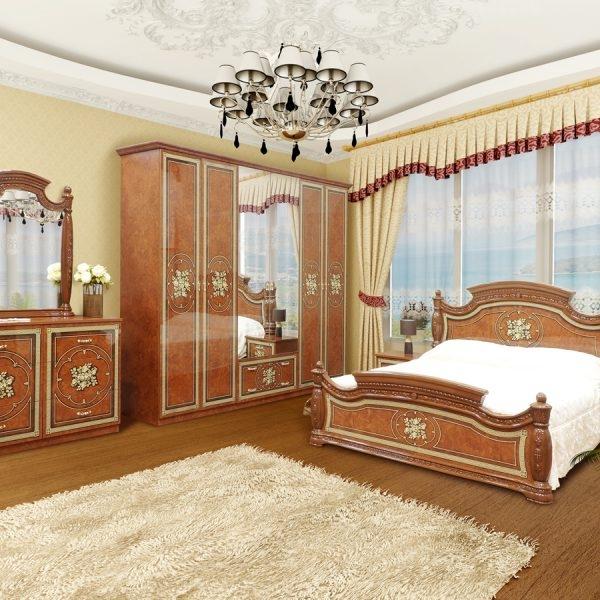 Спальня «Жасмін»