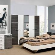 Спальня «Круїз». Купити спальню в Тернополі.