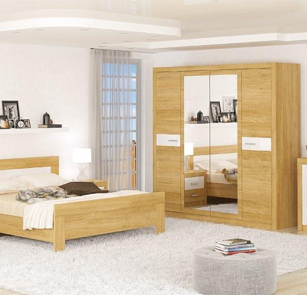 Спальня «Квадро»