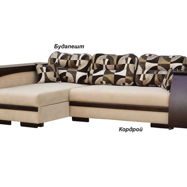 Кутовий диван «Альянс»
