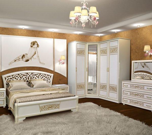 Спальня «Поліна Нова»