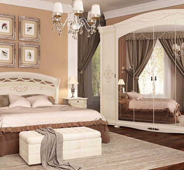 Спальня «РОСЕЛЛА» Радіка Беж